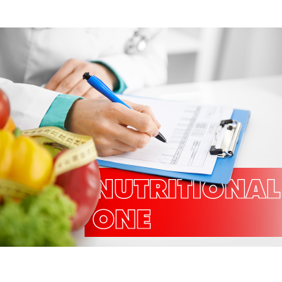 Plan nutricional - nutritional one