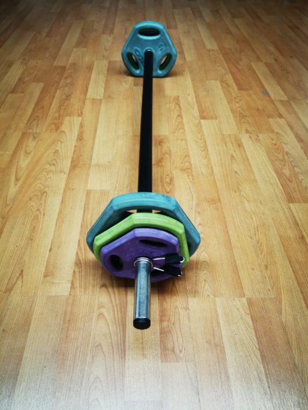 barra body pump